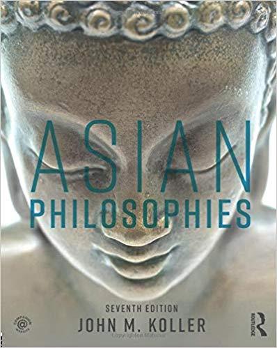 Koller Asian Philosophies cover art
