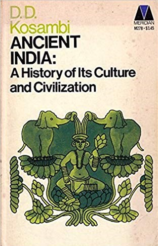 Kosambi Ancient India cover art