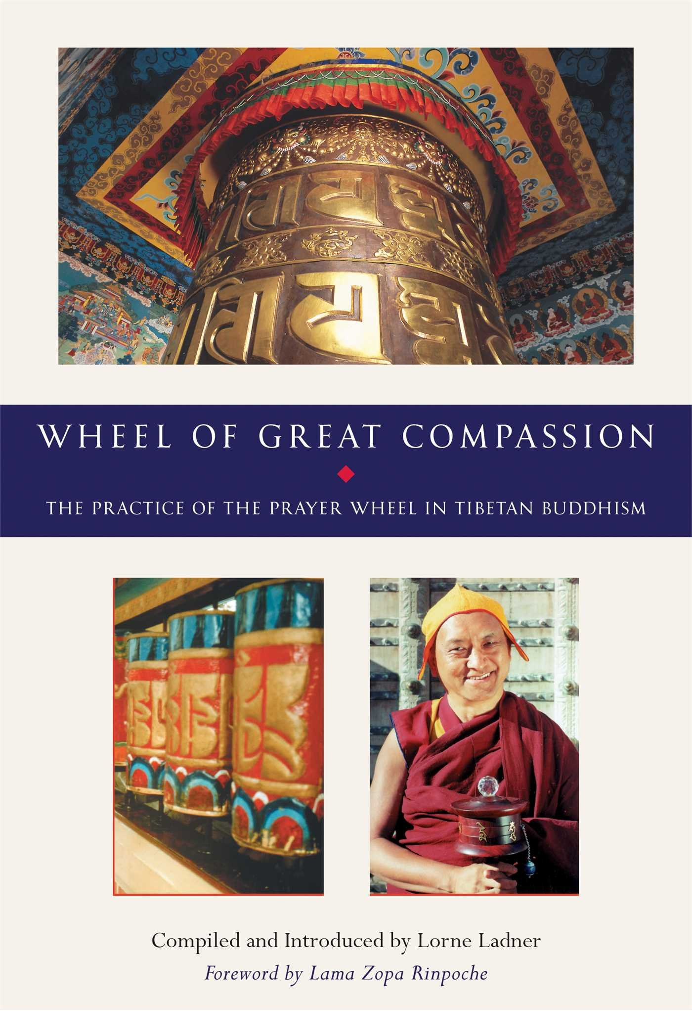 Ladner Wheel of Great Compassion cover art