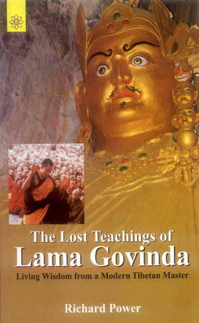 Lost Teachings of Govinda cover art