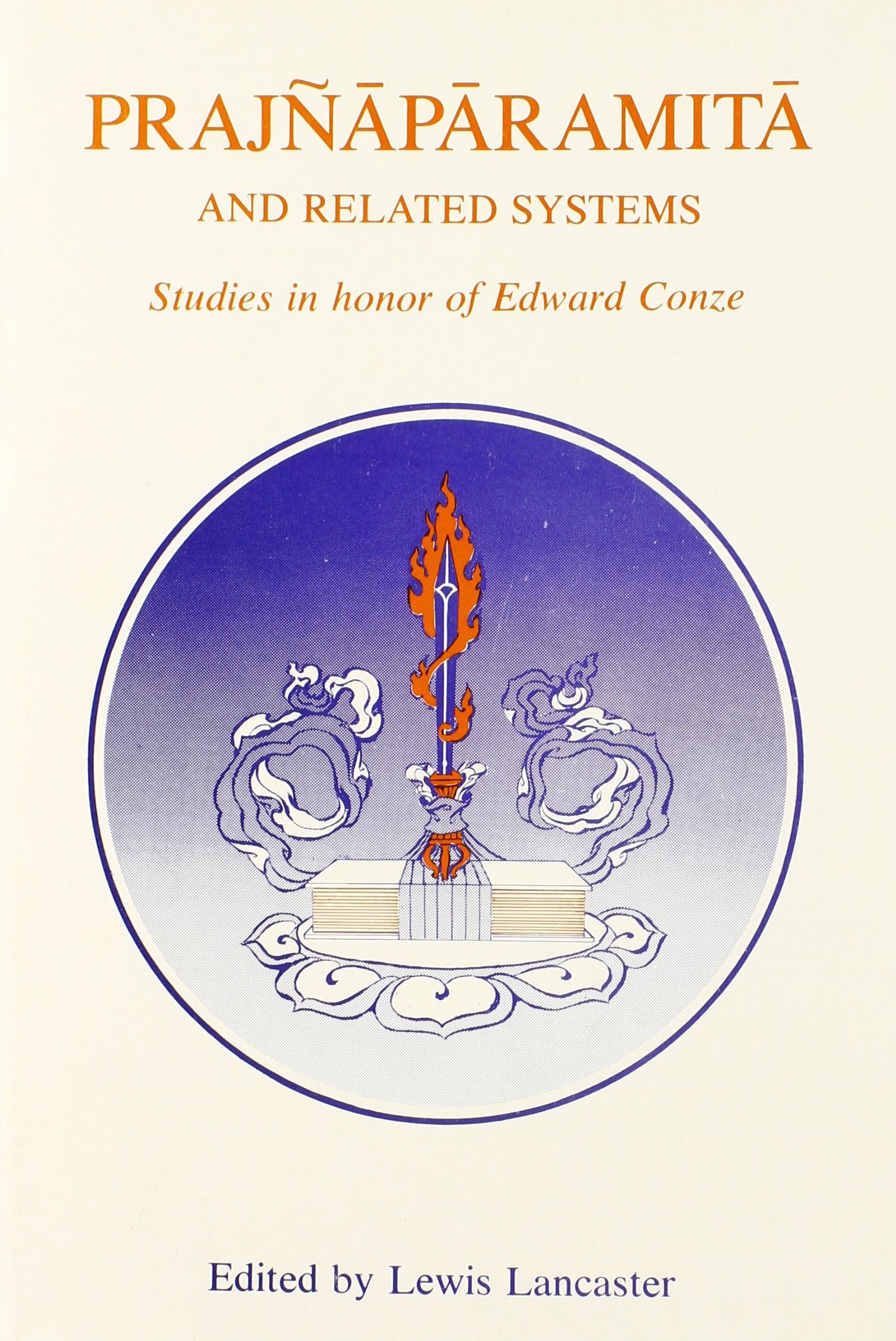 Lancaster Prajnaparamita cover art