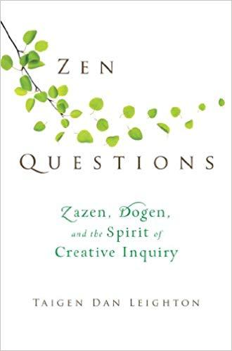 Leighton Zen Questions cover art