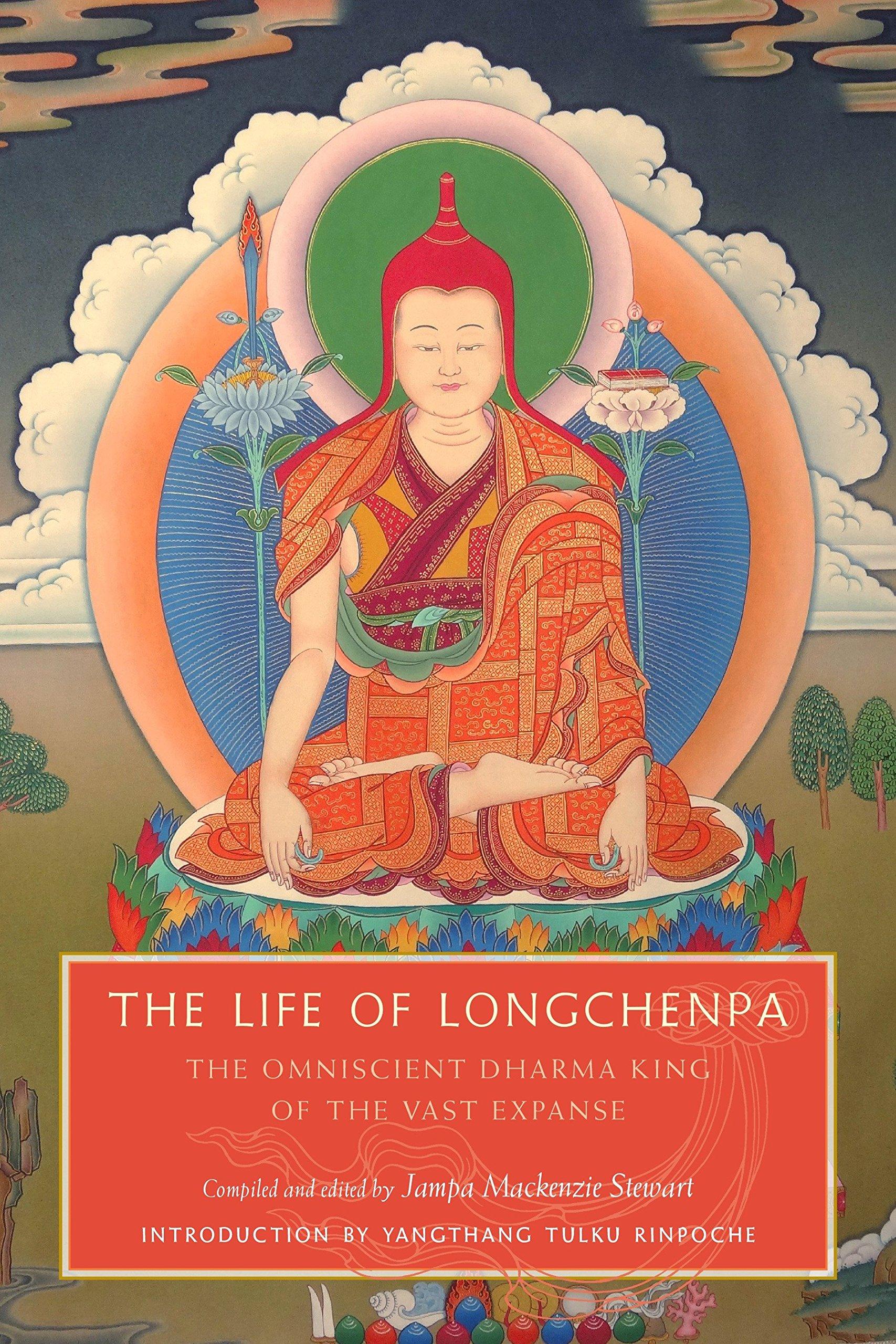 Stewart Life of Longchenpa cover art