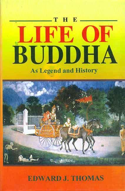 Thomas Life of Buddha cover art