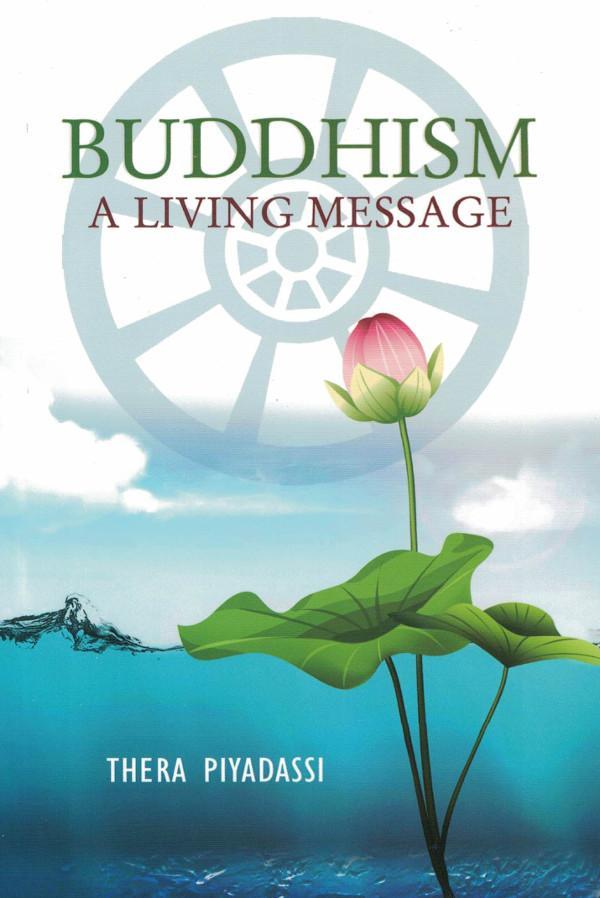 Piyadassi Buddhism Message cover art