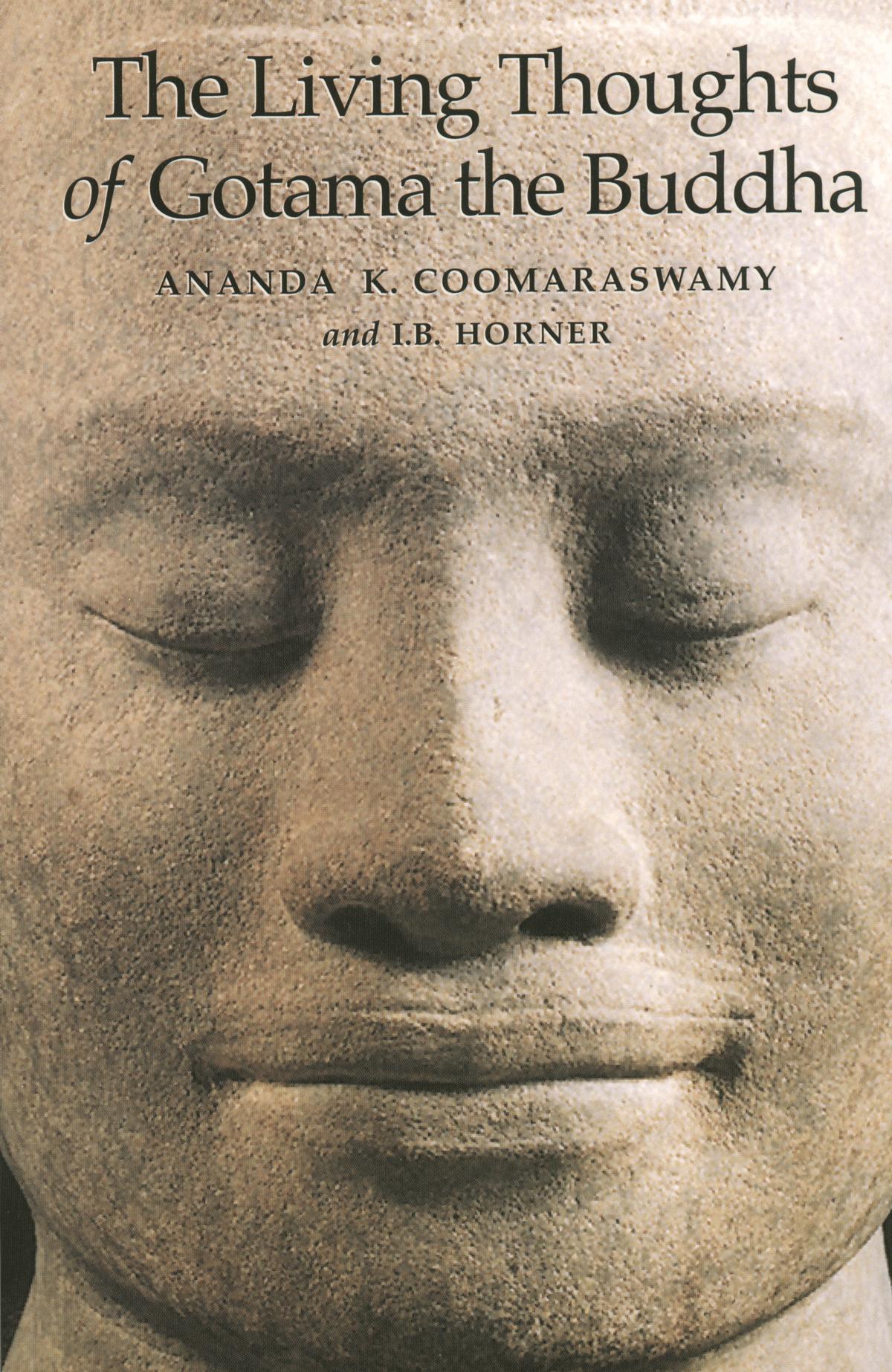 Coomaraswamy and Horner cover art
