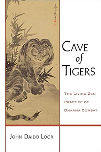 Loori Cave of Tigers cover art