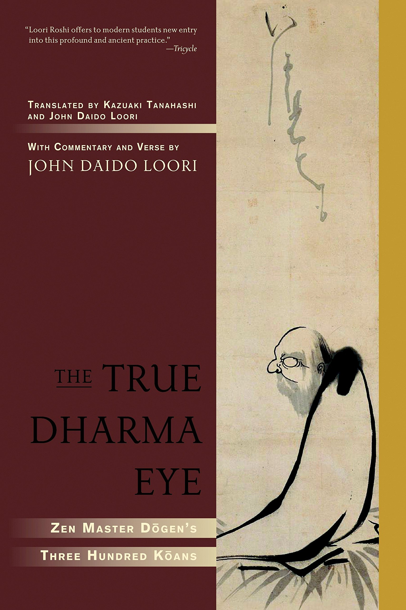 Dogen True Dharma Eye Loori cover art
