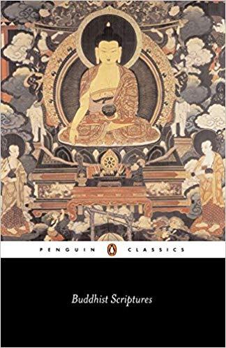 Lopez Buddhist Scriptures cover art