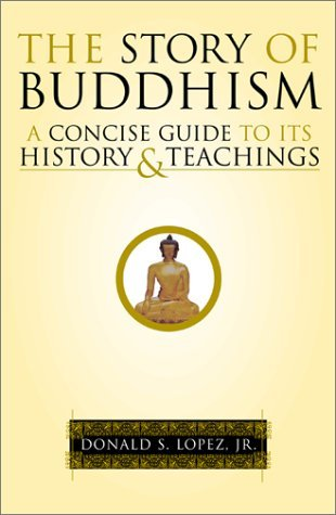 Lopez Story Buddhism cover art
