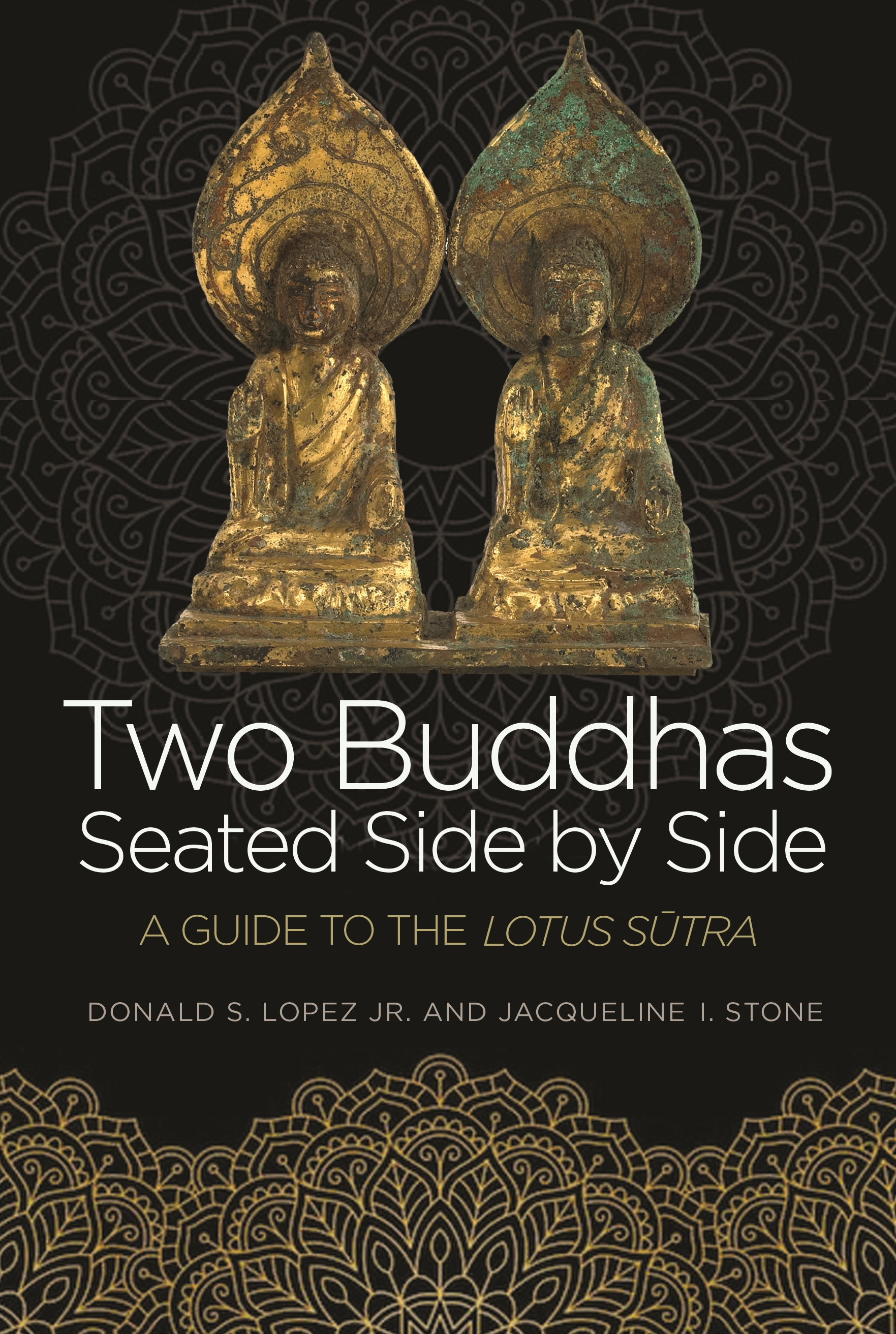 Lopez and Stone Two Buddhas cover art