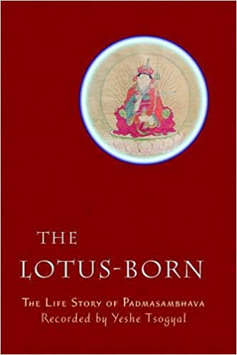 Tsogyal Lotus-Born cover art