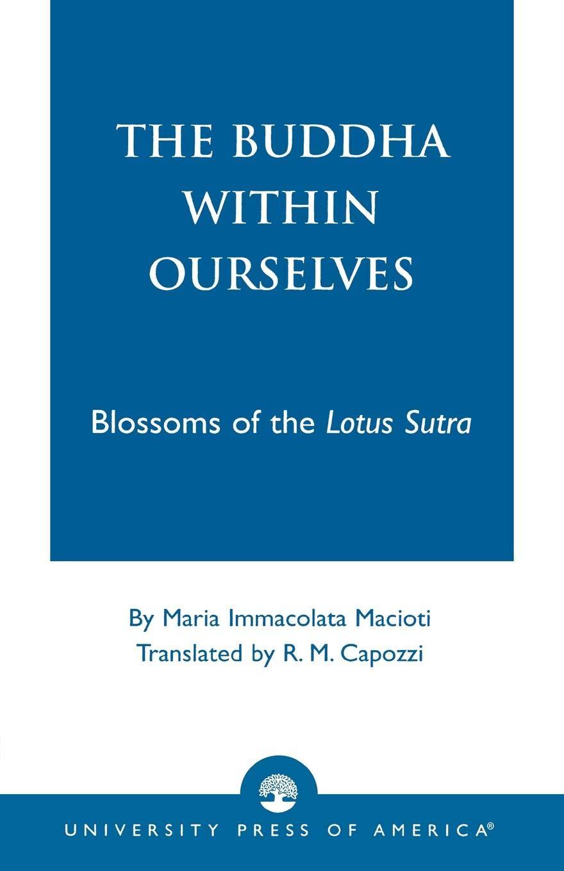 Macioti Buddha Within cover art