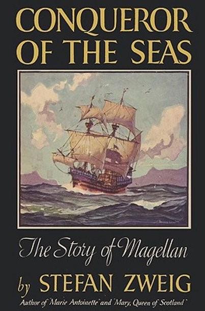 Zweig Conqueror Magellan cover art