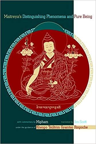 Maitreyanatha cover art