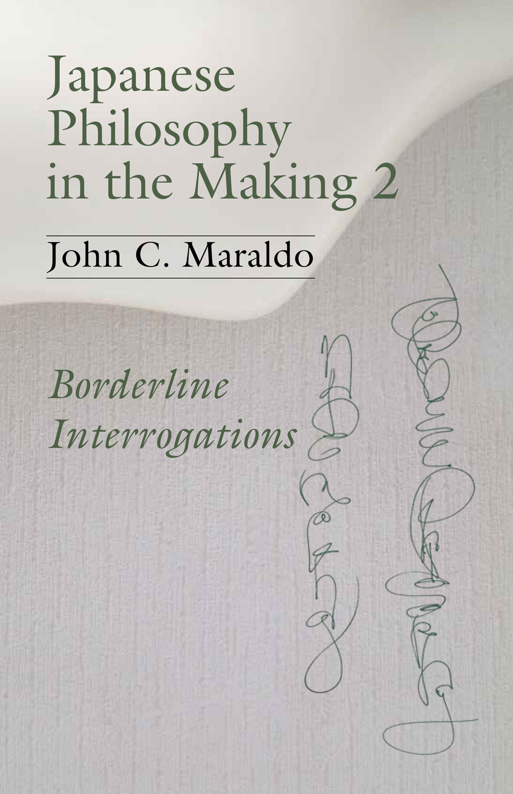 Maraldo Borderline cover art