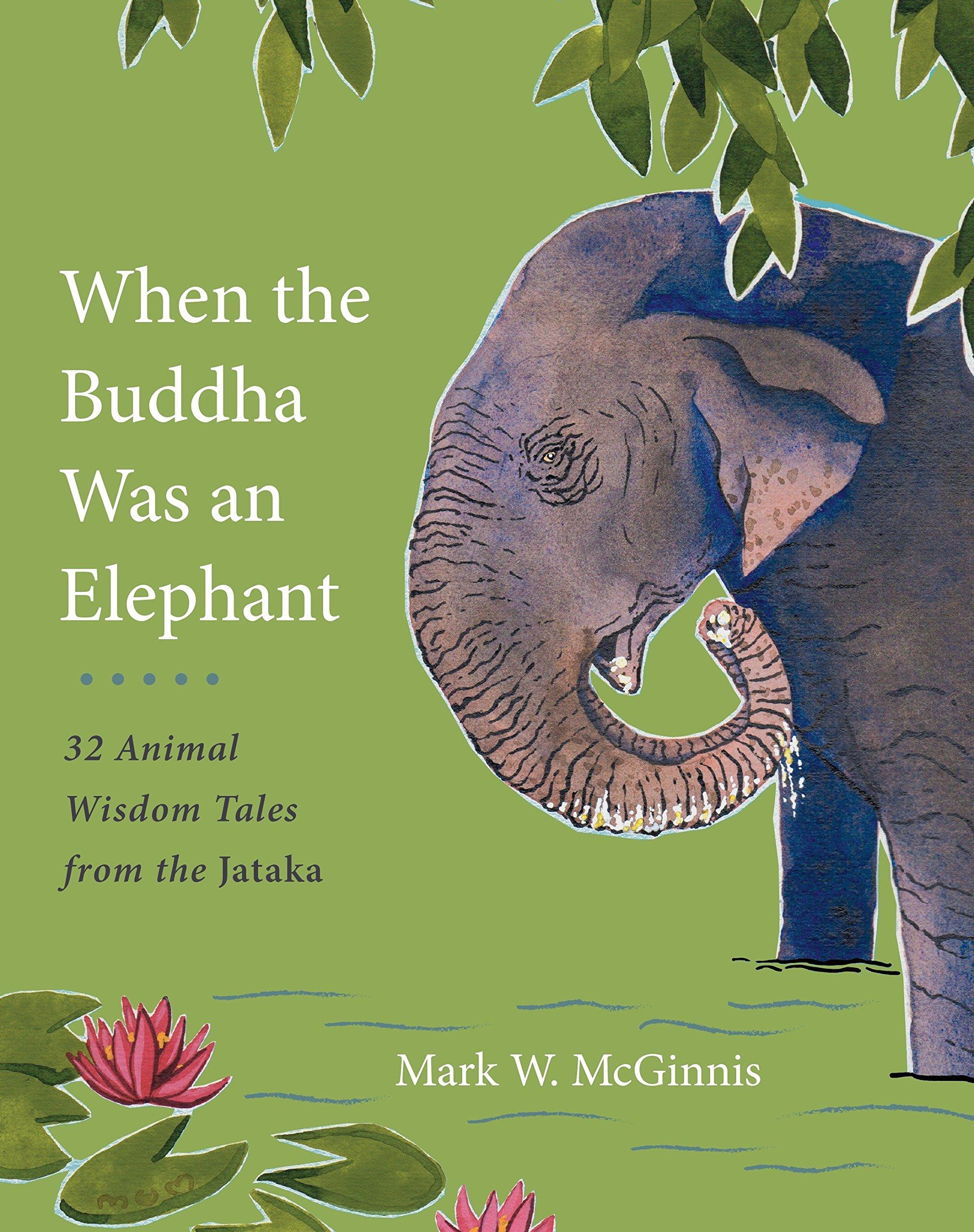 McGinnis Buddha Elephant cover art