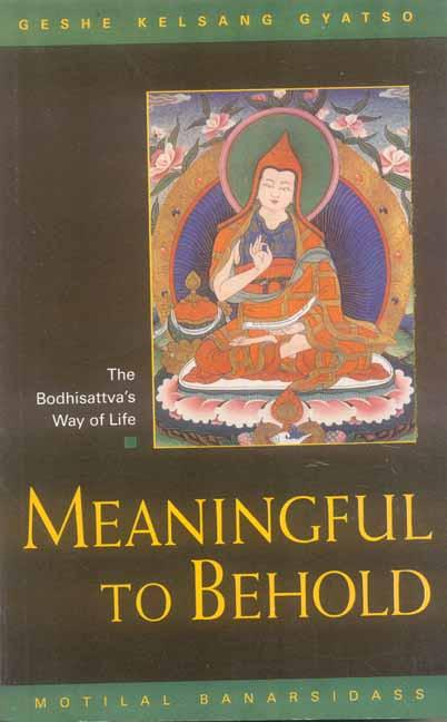 Kelsang Meaningful to Behold cover art