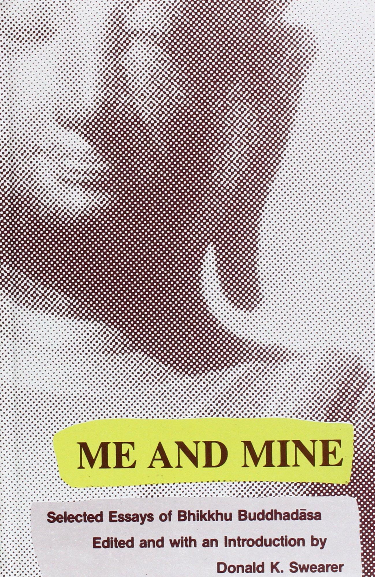 Buddhadasa Me and Mine cover art