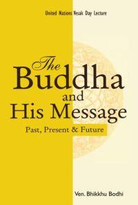 Bodhi Buddha Message cover art