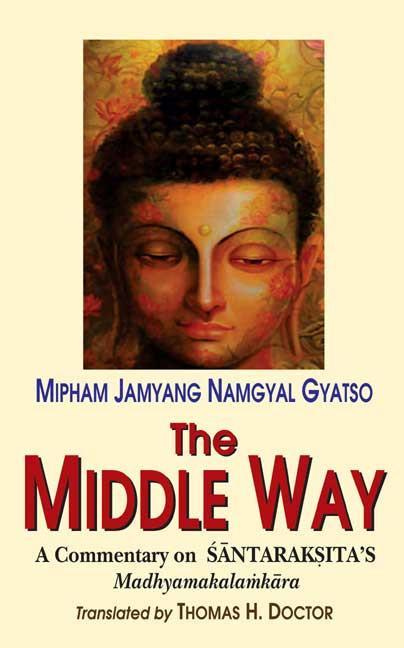Gyatso Middle Way Santaraksita cover art