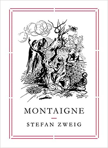 Zweig Montaigne Pushkin cover art