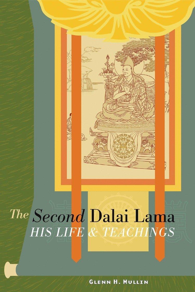 Mullin Second Dalai Lama cover art