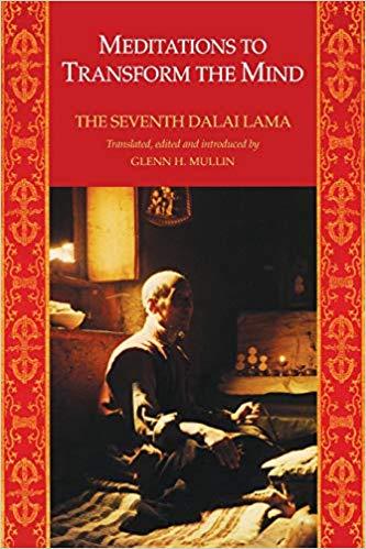 Seventh Dalai Lama Meditations cover art