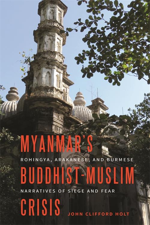 Holt Myanmar Crisis cover art