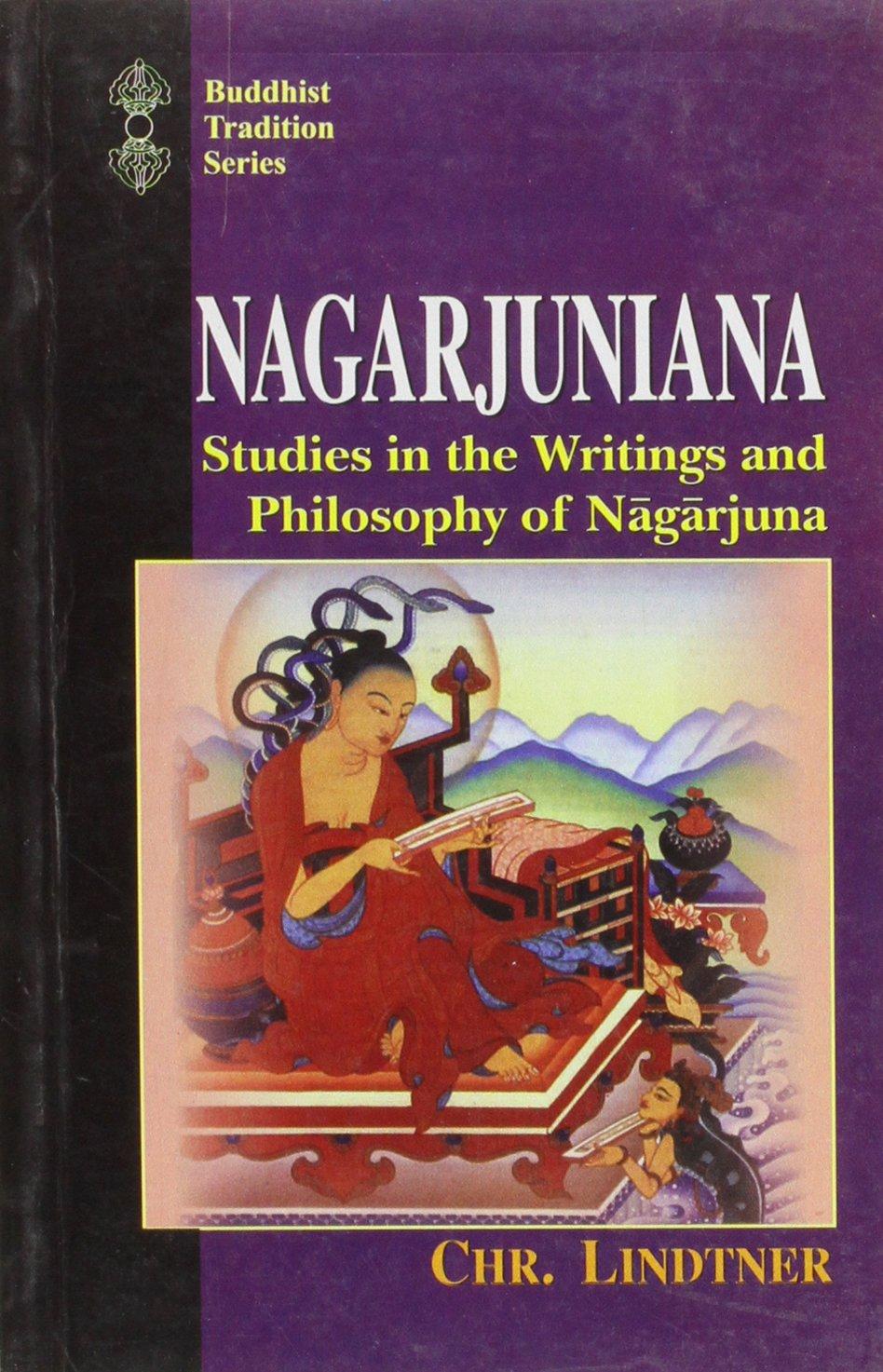 Lindtner Nagarjuniana cover art