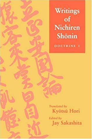 Writings of Nichiren Shonin cover art