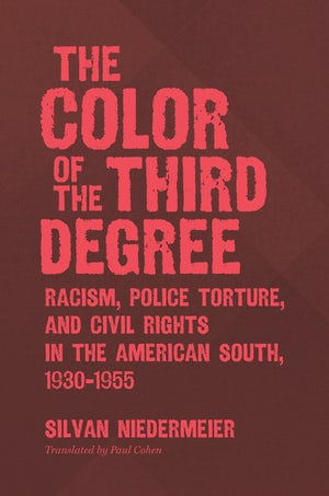 Niedermeier Color of Third Degree cover art