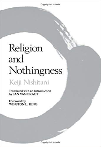 Nishitani Religion Nothingness cover art