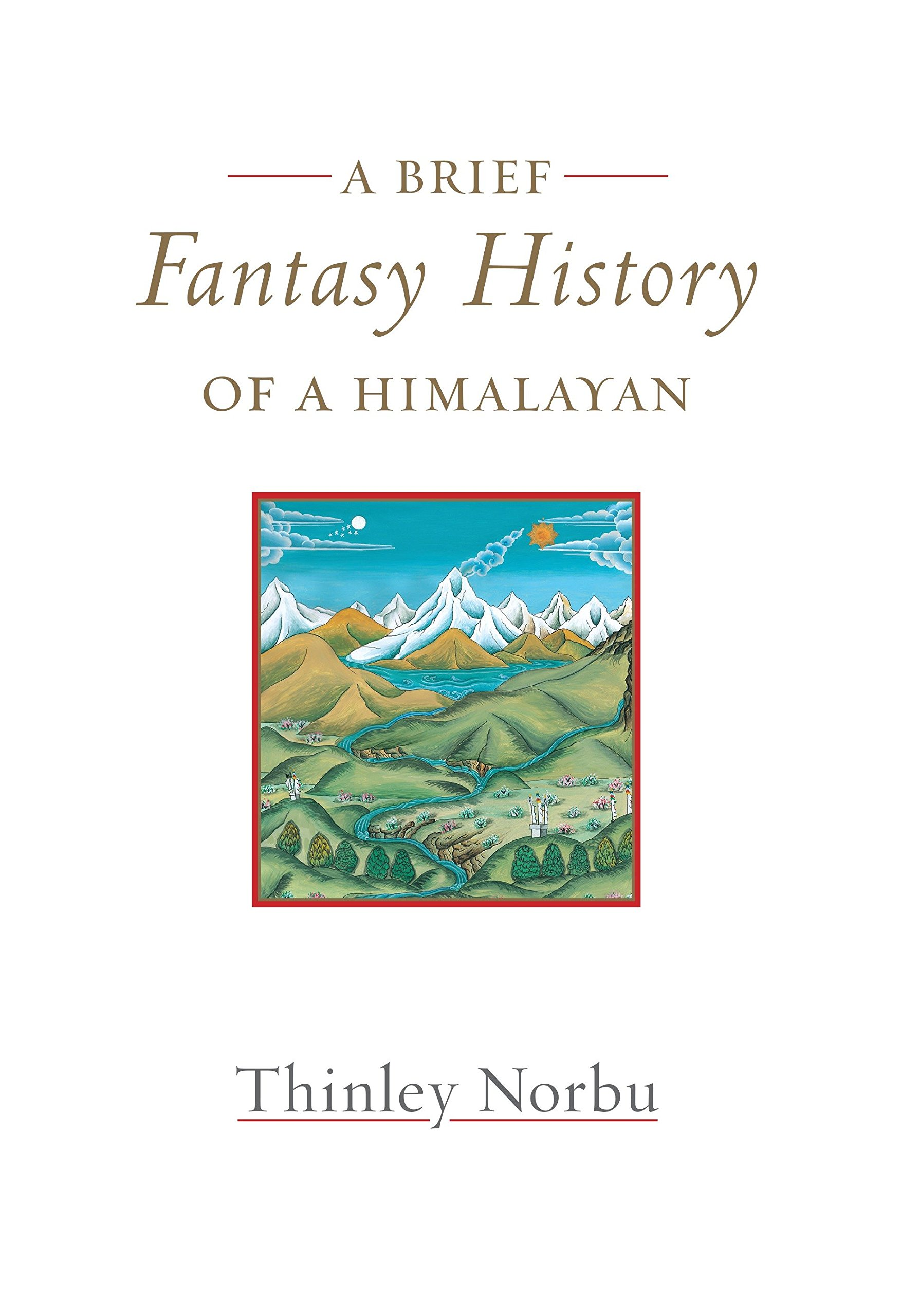 Norbu Brief Fantasy cover art