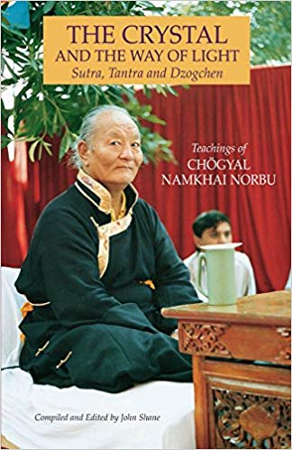 Norbu Crystal and Way of Light cover art