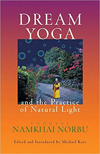 Norbu Dream Yoga cover art