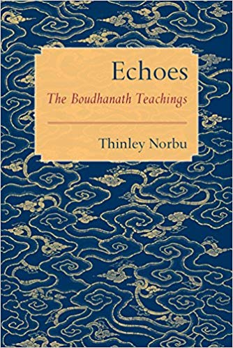 Norbu Echoes cover art