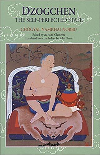 Norbu Dzogchen Self-Perfected cover art
