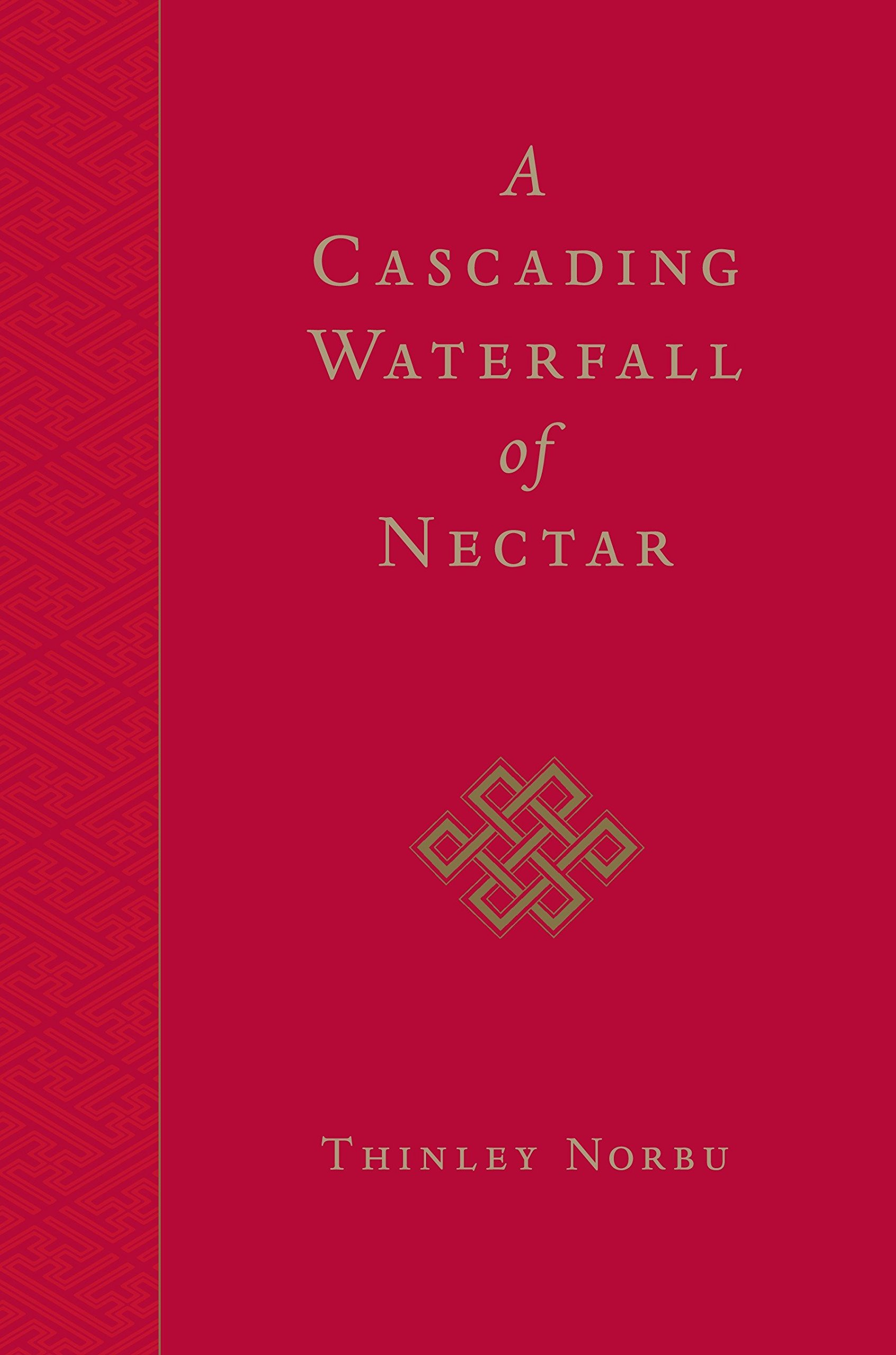 Norbu Cascading Waterfall cover art