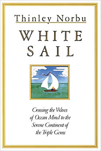 Norbu White Sail cover art