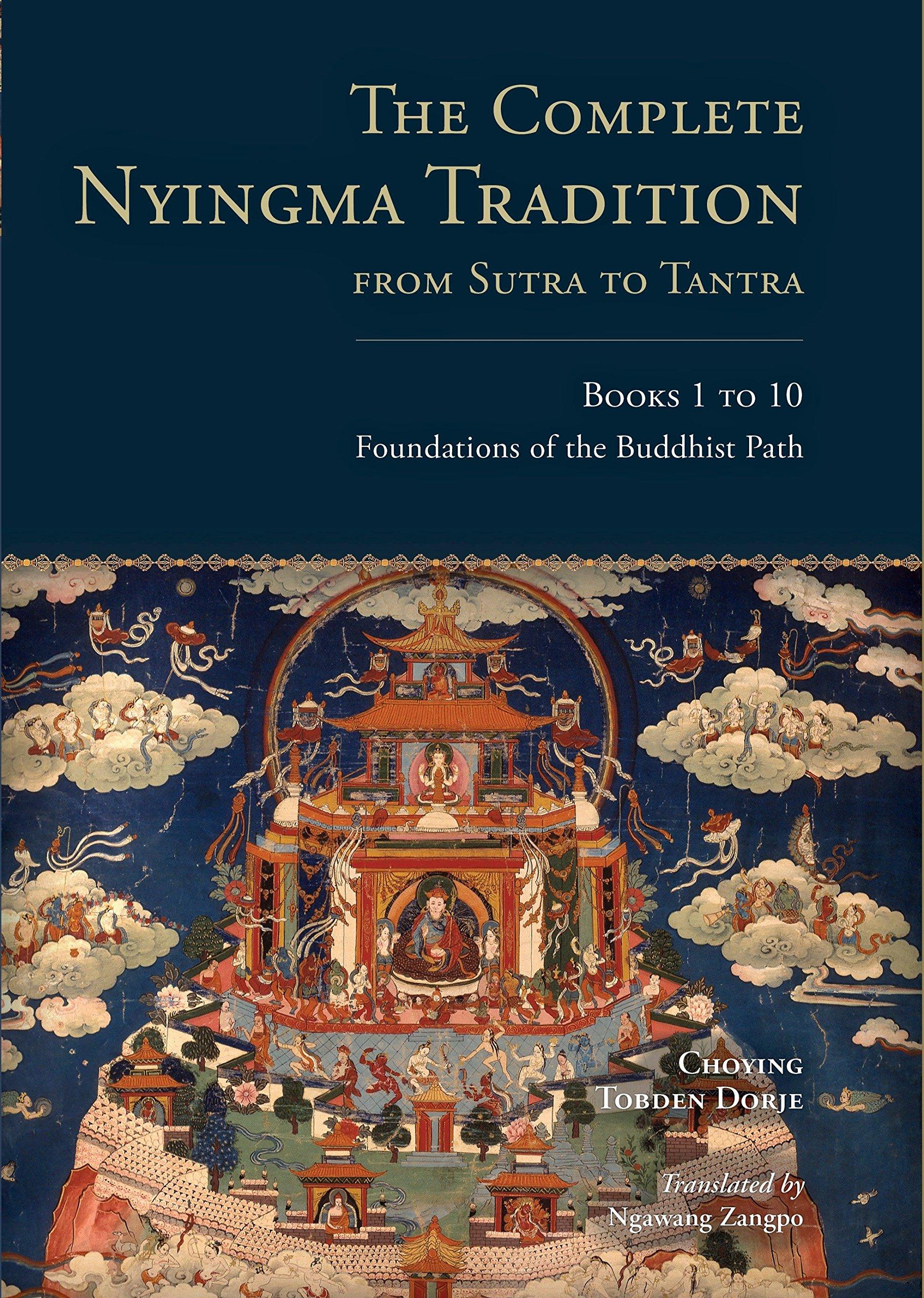 Choying Tobden Dorje Nyingma 14 cover art
