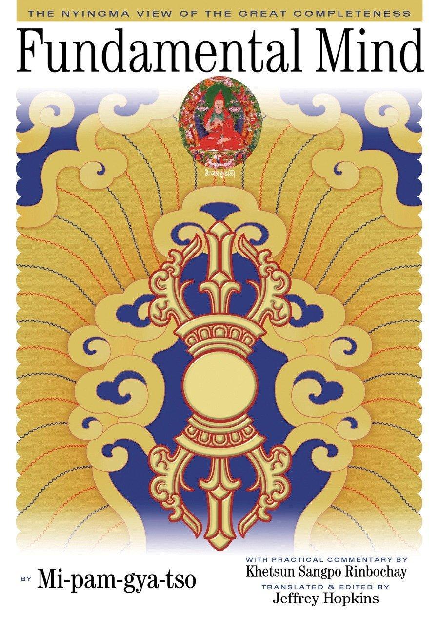Sangpo Fundamental Mind cover art