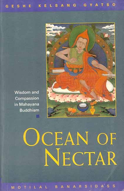 Kelsang Ocean of Nectar cover art
