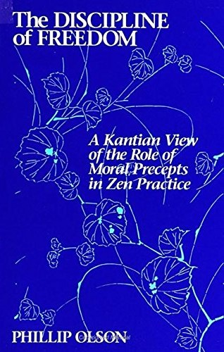 Olson Discipline of Freedom cover art