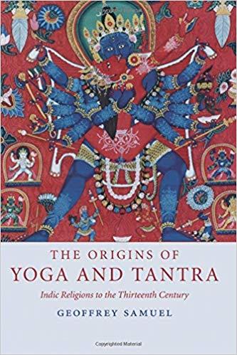Samuel Origins of Yoga cover art
