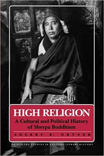 Ortner High Religion cover art
