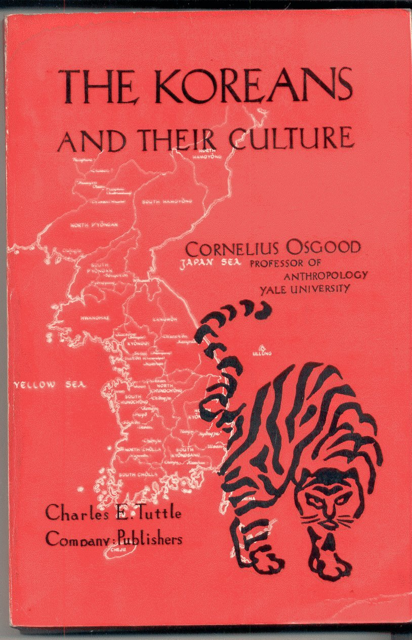 Osgood Koreans Culture cover art