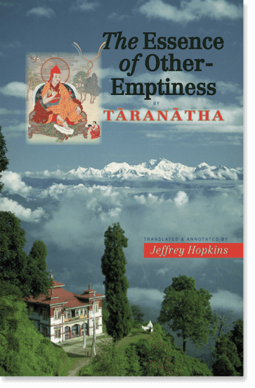 Taranatha Essence of Other-Emptiness cover art