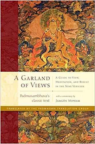 Padmasambhava Garland cover art
