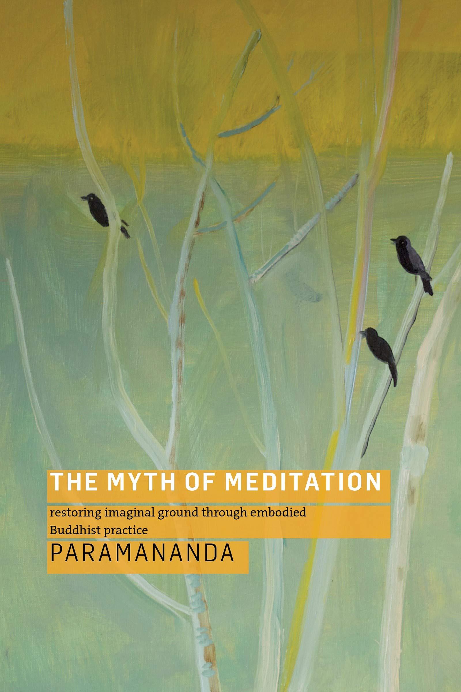 Paramananda Myth of Meditation cover art